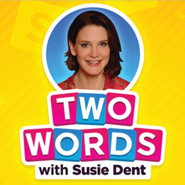 Two Words with Susie Dent
