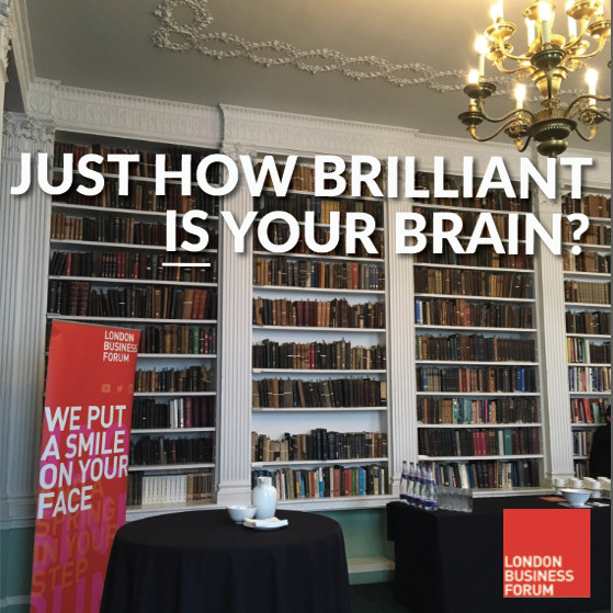 unlocking success - how brilliant is your brain